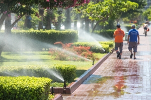Pearland sprinkler repair